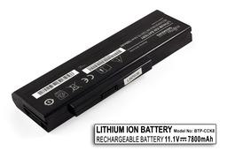 Fujitsu-Siemens Amilo Sa3650 használt 9 cellás 89%-os laptop akku/akkumulátor (BTP-CCK8)