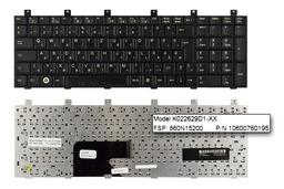 Fujitsu-Siemens Amilo Xa1526 használt magyar laptop billentyűzet (K022629D1-XX)