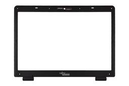 Fujitsu-Siemens Amilo Xi2428, használt LCD keret, LCD front bezel, 83GP55080-00  (15,4'')