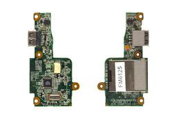 Fujitsu-Siemens Amilo xi2428, Pi2530, kártyaolvasó panel & USB port, 35GMP5500-C0