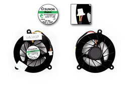 Fujitsu-Siemens Esprimo M9400, U9200 gyári új laptop hűtő ventilátor (GC054509VH-A)