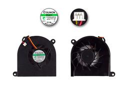 Fujitsu-Siemens Esprimo V5515, V5535, V5555 gyári új laptop hűtő ventilátor (GC055515VH-A)