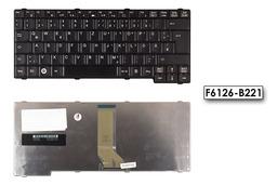 Fujitsu-Siemens Esprimo V5515, V5535, V5555 gyári új német fekete laptop billentyűzet (F6126-B221)