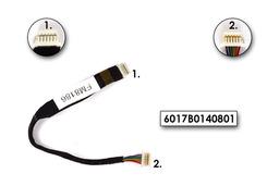 Fujitsu-Siemens La1703 laptophoz használt inverter kábel, 6017B0140801
