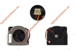 Fujitsu-Siemens LifeBook A3110, A6020, A6120, E8110, N6410, S7110, T2050, T4210, T5500 használt laptop hűtő ventilátor (MCF-S6055AM05B)