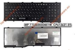 Fujitsu-Siemens LifeBook A532, AH532 használt magyar laptop billentyűzet (MP-11L66003D851W)