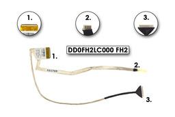 Fujitsu-Siemens LifeBook AH530 laptophoz gyári új LCD kábel (DD0FH2LC000 FH2)