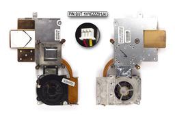Fujitsu-Siemens Lifebook C1010, C1020 használt komplett laptop hűtő ventilátor egység (1HYEZZZ01J4, GC054509BX-8)