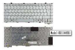Fujitsu-Siemens LifeBook C1010, C1020 használt magyar szürke laptop billentyűzet (K011446B1)