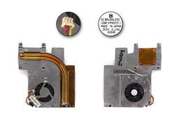 Fujitsu-Siemens Lifebook C1110, C1110D, E2000, E4010, E4010D használt laptop hűtő ventilátor (UDQFXPH02CFJ)