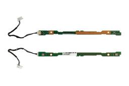 Fujitsu-Siemens LifeBook E780 használt sztereó mikrofon panel (CP481581-Z1)