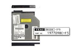 Fujitsu-Siemens LifeBook E8010, S7020, S7110 laptophoz TEAC DW-224E CD-író DVD-olvasó combo (FPCDVR34B), (FPCDVR58B)