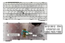 Fujitsu-Siemens LifeBook E8110, S7010, S7020 használt magyarított laptop billentyűzet (N860-7635-T392)