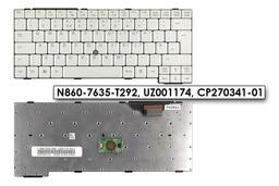 Fujitsu-Siemens LifeBook E8110, S7010, S7020 használt UK angol laptop billentyűzet (N860-7635-T292)