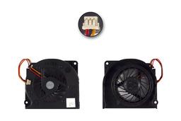 Fujitsu-Siemens LifeBook E8410, S2210, V1010 laptop hűtő ventilátor (CA49008-0272, MCF-S6055AM05B)