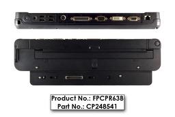Fujitsu-Siemens Lifebook laptophoz használt dokkoló(FPCPR63, CP248541-02)