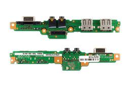 Fujitsu-Siemens Lifebook P701 laptop Audio, USB,  VGA panel, CP507072-X2