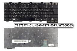 Fujitsu-Siemens LifeBook P8010, P8020 használt angol nemzetközi laptop billentyűzet (CP372774-01)