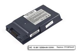 Fujitsu-Siemens LifeBook S2000, S6000, S6230 helyettesítő új 6 cellás laptop akku/akkumulátor (FPCBP64AP)