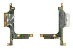 Fujitsu Stylistic Q702 laptophoz gyári új dokkoló csatlakozó panel (CP620088-XX, CP588762-X3, CP588761-Z3)