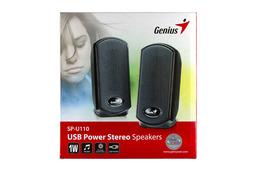 Genius USB-s sztereó hangszóró, SP-U110
