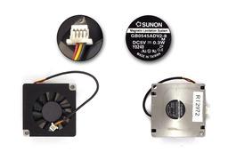 Gericom X5 használt laptop hűtő ventilátor (GB0545ADV2-8)