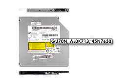 Gyári új ultra slim 9.5mm SATA laptop DVD-író (GU70N)