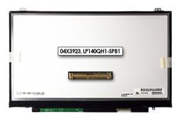 Gyári új matt 14.0'' WQHD (2560x1440) eDP LED Slim kijelző (csatlakozó: 40 pin - jobb) Lenovo ThinkPad X1 Carbon laptophoz (04X3923, LP140QH1-SPB1)