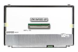 Gyári új fényes 15.6'' UHD (3840x2160) eDP LED IPS laptop Slim kijelző (csatlakozó: 40 pin - jobb)