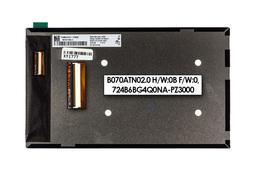Gyári új fényes 7'' (600x1024) Slim kijelző Asus FonePad 7 (K012) (FE170CG) tablethez (B070ATN02.0)