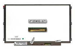Gyári új matt 12.5'' HD (1366x768) IPS LED laptop Slim kijelző (csatlakozó: 40 pin - jobb)