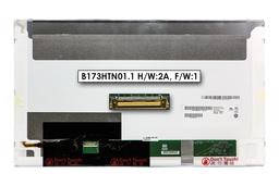 Gyári új matt 17.3'' Full HD (1920x1080) LED laptop kijelző (csatlakozó: 30 pin - bal)