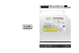 Gyári új SATA laptop Blu-ray és DVD-író előlappal (12.7mm) (UJ240)