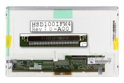 Gyári új matt 10.1'' (1024x600) LED laptop kijelző (csatlakozó 30 pin - bal)