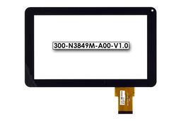 Érintő panel, touchscreen Hipstreet Flare 2 tablethez (300-N3849M-A00-V1.0)