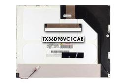 Hitachi 14,1'' SXGA+ használt matt laptop kijelző, TX36D98VC1CAB