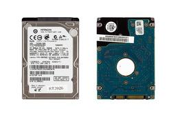 Hitachi 7K500-500 SATA2 használt 500GB laptop winchester, 0A73295