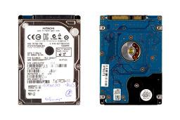Hitachi HGST 750GB használt SATA2 laptop winchester