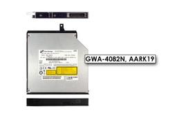Hitachi-LG használt IDE (PATA) laptop DVD-író előlappal Acer laptopokhoz (GWA-4082N)