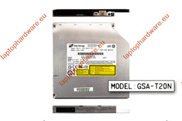 Hitachi-LG IDE (PATA) használt laptop DVD-író(GSA-T40N)