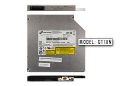 Hitachi-LG SATA használt laptop DVD-író (GT10N)