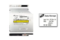Hitachi-LG SATA használt laptop DVD Író GSA-T50N