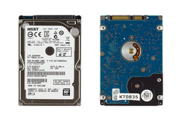 1TB 5400RPM 2,5'' SATA (6Gbit/s) gyári új laptop winchester, HDD