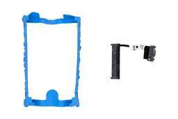 HP 1000, 2000, 250, 450 gyári új SATA kábel és winchester beépítő gumikeret (685089-001, 688073-001, 688074-001)