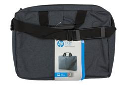 HP 15.6 szürke felül töltős laptop táska, K0B38AA#ABB