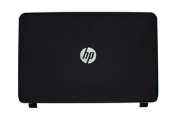 HP 250 G3, 15-G, 15-R (Touchscreen verzió) sorozatú laptophoz gyári új matt fekete LCD kijelző hátlap (774164-001, 774561-001)