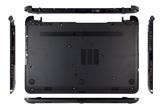 HP 250 G3, 15-G, 15-R sorozatú laptopokhoz gyári új alsó fedél (749643-001)