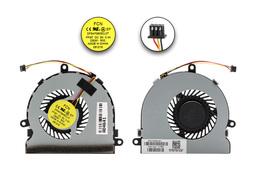HP 250 G3, 255 G3, Dell Inspiron 3521, 5521 gyári új laptop hűtő ventilátor (3pin) (753894-001, 074X7K, DFS470805CL0T, FFG7)