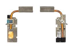 HP 425, 625, Compaq 325, 425, 625 gyári új laptop hűtőborda (AMD, UMA) (611804-001)
