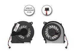 HP 450, 250 G1 gyári új laptop hűtő ventilátor (4 pin) (685086-001, KSB06105HB BM51)